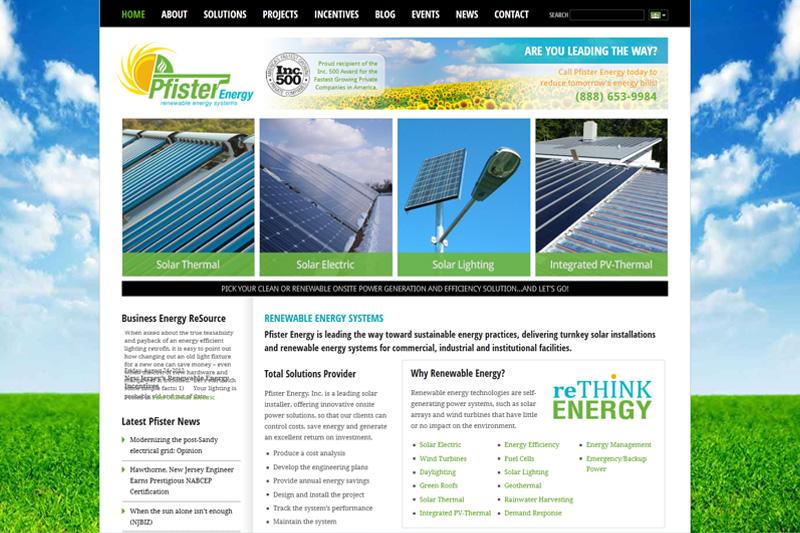 Pfister Energy