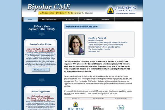 Bipolar CME