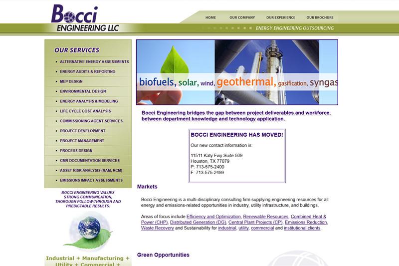 Bocci Engineering & Construction