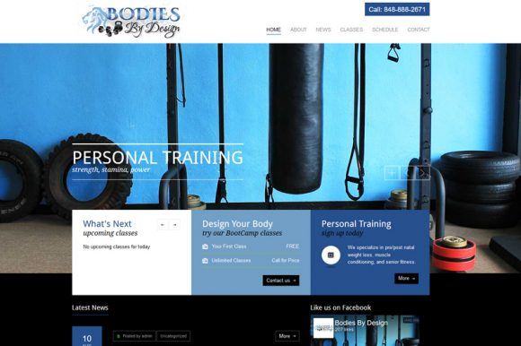 Bodies By Design Fitness