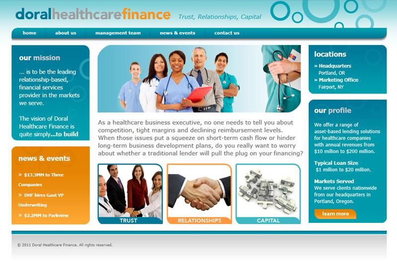 Doral Healthcare Finance