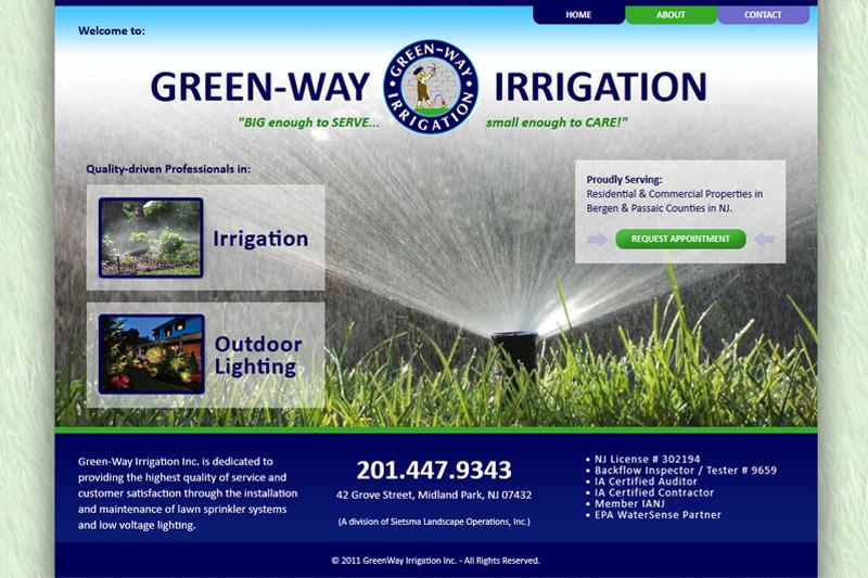 Greenway Irrigation