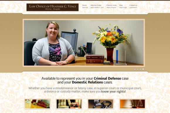 Law Office of Heather Vinci