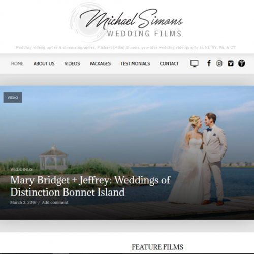 Michael Simons Wedding Films