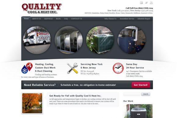 Quality Cool & Heat, Inc.