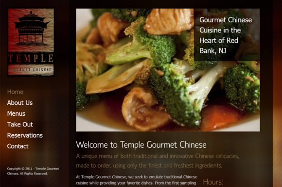 Temple Gourmet Chinese