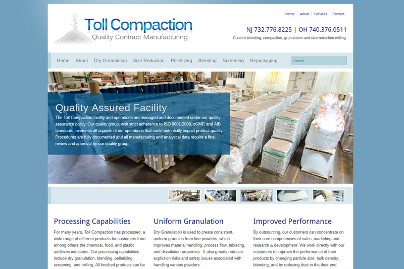 Toll Compaction