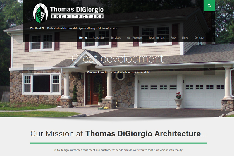 Tom D Architect